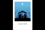 Berceau de Noël Reliures - gabarit prédéfini. <br/>Utilisez notre logiciel Avery Design & Print Online pour personnaliser facilement la conception.