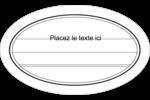 Modernité Étiquettes carrées - gabarit prédéfini. <br/>Utilisez notre logiciel Avery Design & Print Online pour personnaliser facilement la conception.