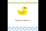Petit canard Étiquettes enveloppantes - gabarit prédéfini. <br/>Utilisez notre logiciel Avery Design & Print Online pour personnaliser facilement la conception.