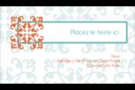Concept Arc Orange Carte d'affaire - gabarit prédéfini. <br/>Utilisez notre logiciel Avery Design & Print Online pour personnaliser facilement la conception.