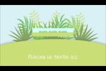 Bébé safari Carte d'affaire - gabarit prédéfini. <br/>Utilisez notre logiciel Avery Design & Print Online pour personnaliser facilement la conception.