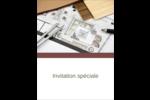 Arche 1 Carte Postale - gabarit prédéfini. <br/>Utilisez notre logiciel Avery Design & Print Online pour personnaliser facilement la conception.