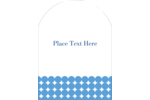 Bring simple style to your custom project with pre-designed Blue Circles templates.