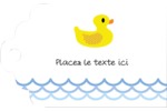 Petit canard Étiquettes imprimables - gabarit prédéfini. <br/>Utilisez notre logiciel Avery Design & Print Online pour personnaliser facilement la conception.