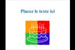 Gâteau d'anniversaire Carte Postale - gabarit prédéfini. <br/>Utilisez notre logiciel Avery Design & Print Online pour personnaliser facilement la conception.