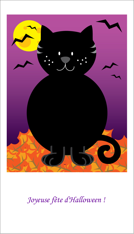 à l'intérieur de la chatte noire