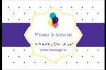 Fournitures d'anniversaire Étiquettes à codage couleur - gabarit prédéfini. <br/>Utilisez notre logiciel Avery Design & Print Online pour personnaliser facilement la conception.