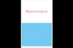 Requins bleus Reliures - gabarit prédéfini. <br/>Utilisez notre logiciel Avery Design & Print Online pour personnaliser facilement la conception.