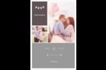 Réservez la date Reliures - gabarit prédéfini. <br/>Utilisez notre logiciel Avery Design & Print Online pour personnaliser facilement la conception.