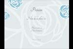 Roses bleues officielles Badges - gabarit prédéfini. <br/>Utilisez notre logiciel Avery Design & Print Online pour personnaliser facilement la conception.
