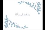 Réservez la date bleu Badges - gabarit prédéfini. <br/>Utilisez notre logiciel Avery Design & Print Online pour personnaliser facilement la conception.
