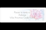 Serviettes de spa Étiquettes à codage couleur - gabarit prédéfini. <br/>Utilisez notre logiciel Avery Design & Print Online pour personnaliser facilement la conception.