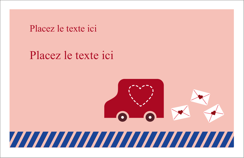 """8½"""" x 11"""" Cartes Et Articles D'Artisanat Imprimables - Saint-Valentin par la poste"""