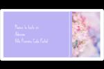 Arrangement floral Étiquettes de classement écologiques - gabarit prédéfini. <br/>Utilisez notre logiciel Avery Design & Print Online pour personnaliser facilement la conception.
