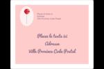 Sucette de Saint-Valentin Étiquettes D'Adresse - gabarit prédéfini. <br/>Utilisez notre logiciel Avery Design & Print Online pour personnaliser facilement la conception.