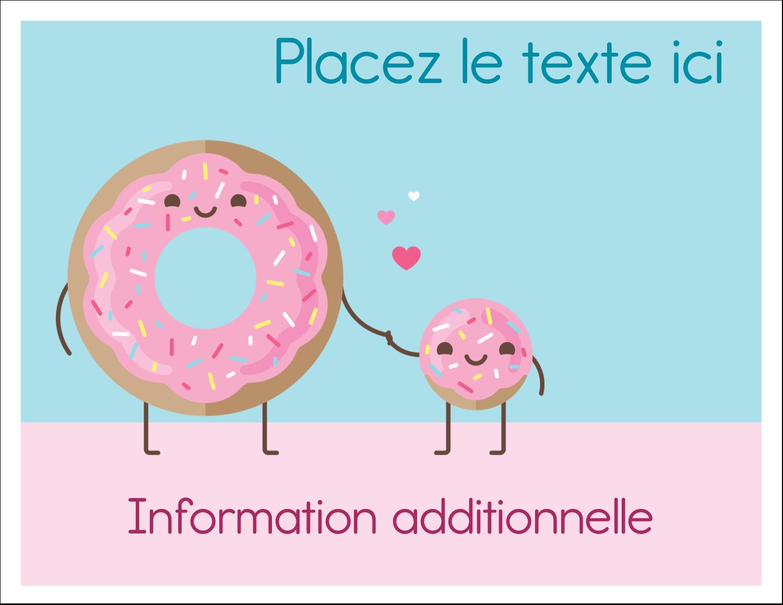 """8½"""" x 11"""" Cartes Et Articles D'Artisanat Imprimables - Bec sucré"""