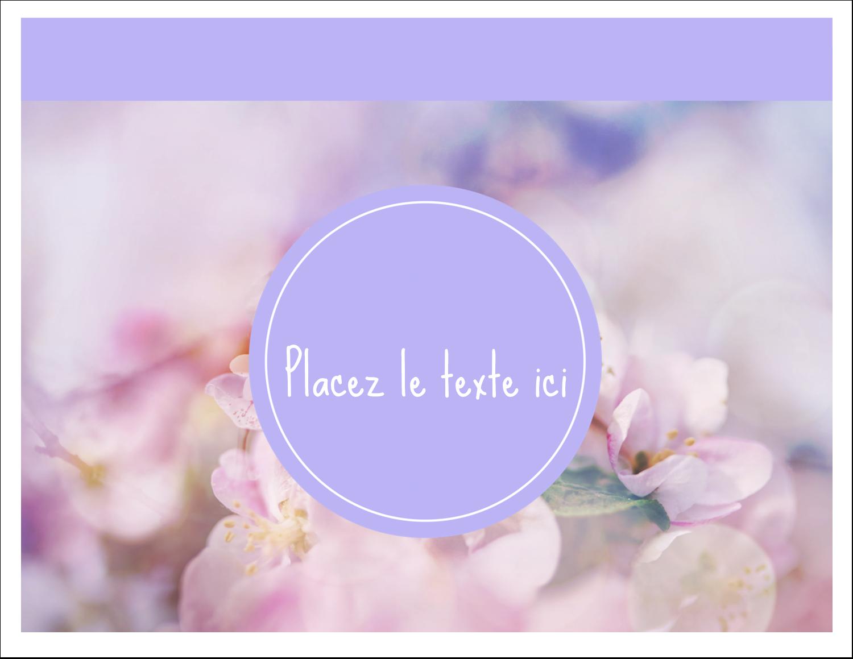 """8½"""" x 11"""" Cartes Et Articles D'Artisanat Imprimables - Arrangement floral"""