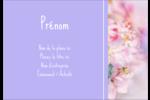 Arrangement floral Étiquettes à codage couleur - gabarit prédéfini. <br/>Utilisez notre logiciel Avery Design & Print Online pour personnaliser facilement la conception.