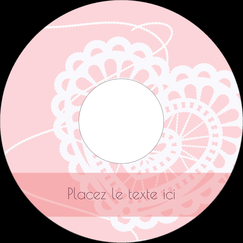"""⅔"""" x 3-7/16"""" Étiquettes de classement - Saint-Valentin au crochet"""