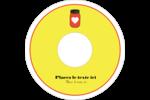 Conserves Étiquettes de classement - gabarit prédéfini. <br/>Utilisez notre logiciel Avery Design & Print Online pour personnaliser facilement la conception.