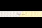 Banane jaune Reliures - gabarit prédéfini. <br/>Utilisez notre logiciel Avery Design & Print Online pour personnaliser facilement la conception.