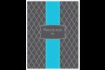 Flamme bleue Reliures - gabarit prédéfini. <br/>Utilisez notre logiciel Avery Design & Print Online pour personnaliser facilement la conception.