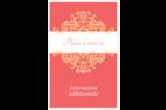 Élégance et mariage Reliures - gabarit prédéfini. <br/>Utilisez notre logiciel Avery Design & Print Online pour personnaliser facilement la conception.