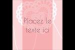 Saint-Valentin au crochet Étiquettes rondes - gabarit prédéfini. <br/>Utilisez notre logiciel Avery Design & Print Online pour personnaliser facilement la conception.