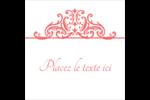 Élégance et mariage Étiquettes enveloppantes - gabarit prédéfini. <br/>Utilisez notre logiciel Avery Design & Print Online pour personnaliser facilement la conception.