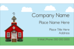 Personalize your projects with pre-designed Red Schoolhouse templates.