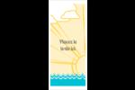 Surfeur rétro Cartes Pour Le Bureau - gabarit prédéfini. <br/>Utilisez notre logiciel Avery Design & Print Online pour personnaliser facilement la conception.