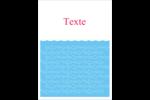 Requins bleus Étiquettes rondes - gabarit prédéfini. <br/>Utilisez notre logiciel Avery Design & Print Online pour personnaliser facilement la conception.