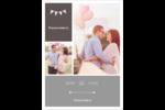 Réservez la date Étiquettes rondes - gabarit prédéfini. <br/>Utilisez notre logiciel Avery Design & Print Online pour personnaliser facilement la conception.