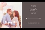 Réservez la date Carte d'affaire - gabarit prédéfini. <br/>Utilisez notre logiciel Avery Design & Print Online pour personnaliser facilement la conception.