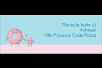 Bec sucré Étiquettes D'Adresse - gabarit prédéfini. <br/>Utilisez notre logiciel Avery Design & Print Online pour personnaliser facilement la conception.