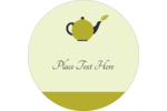 Infuse a soothing sense of style into your project with pre-designed Teapot templates.