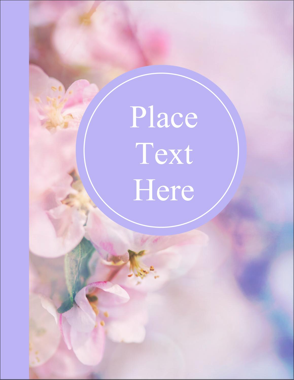 "4¼"" x 5½"" Postcard - Floral Dream"