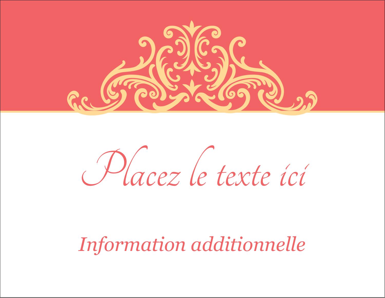 """4¼"""" X 5½"""" Carte Postale - Élégance et mariage"""