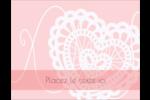 Saint-Valentin au crochet Carte Postale - gabarit prédéfini. <br/>Utilisez notre logiciel Avery Design & Print Online pour personnaliser facilement la conception.