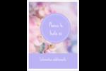 Arrangement floral Étiquettes rondes - gabarit prédéfini. <br/>Utilisez notre logiciel Avery Design & Print Online pour personnaliser facilement la conception.
