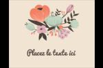 Jardin exotique Étiquettes rectangulaires - gabarit prédéfini. <br/>Utilisez notre logiciel Avery Design & Print Online pour personnaliser facilement la conception.