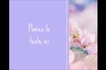 Arrangement floral Étiquettes rondes gaufrées - gabarit prédéfini. <br/>Utilisez notre logiciel Avery Design & Print Online pour personnaliser facilement la conception.