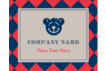 Add furry, friendly fun to your project with printable pre-designed Bear Blue templates.