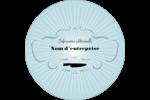 Charcuterie Étiquettes rondes - gabarit prédéfini. <br/>Utilisez notre logiciel Avery Design & Print Online pour personnaliser facilement la conception.