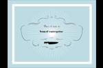 Charcuterie Carte Postale - gabarit prédéfini. <br/>Utilisez notre logiciel Avery Design & Print Online pour personnaliser facilement la conception.