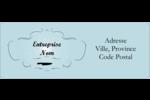 Charcuterie Étiquettes D'Adresse - gabarit prédéfini. <br/>Utilisez notre logiciel Avery Design & Print Online pour personnaliser facilement la conception.