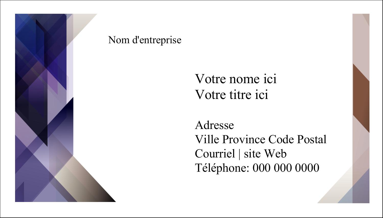 """3"""" x 5"""" Cartes Pour Le Bureau - Prisme de verre"""