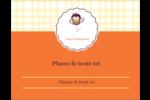 Abeille occupée Carte Postale - gabarit prédéfini. <br/>Utilisez notre logiciel Avery Design & Print Online pour personnaliser facilement la conception.