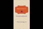 Ruche violette Carte d'affaire - gabarit prédéfini. <br/>Utilisez notre logiciel Avery Design & Print Online pour personnaliser facilement la conception.