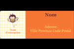 Abeille occupée Étiquettes D'Adresse - gabarit prédéfini. <br/>Utilisez notre logiciel Avery Design & Print Online pour personnaliser facilement la conception.